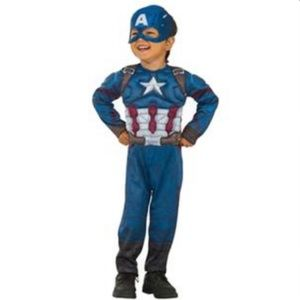 Captain America Civil War Toddler Costume